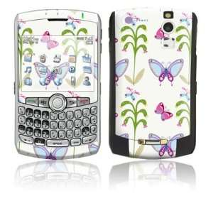 Butterfly Field Design Protective Skin Decal Sticker for