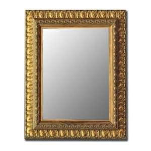 305104 Cameo 44x56 Copper/Gold Wall Mirror 305104