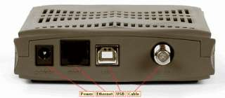 Ubee (Ambi) SpeedSream U10C018 2.0 Cable Modem DOCSIS 2.0 |