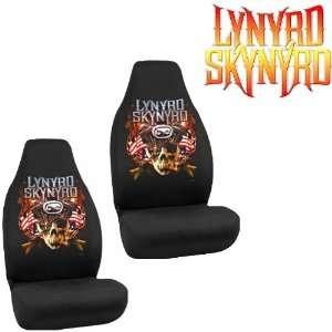 Lynyrd Skynyrd Rock n Ride Car Truck SUV Universal Fit Bucket Seat