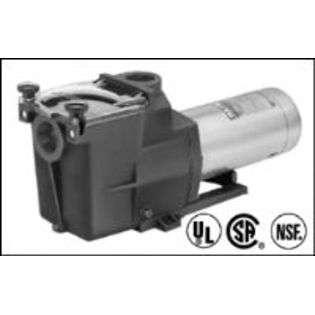 Hayward Super Pump 1.5hp 2 Speed Inground Swimming Pool Pump at