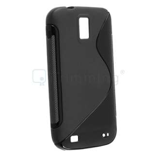 TPU GEL CASE COVER FOR SAMSUNG GALAXY S 2 II T MOBILE T989