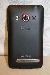 Sprint HTC Evo 4G Cell Phone for Parts or Repair
