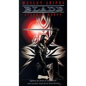 Blade [VHS]: Wesley Snipes, Stephen Dorff, Kris