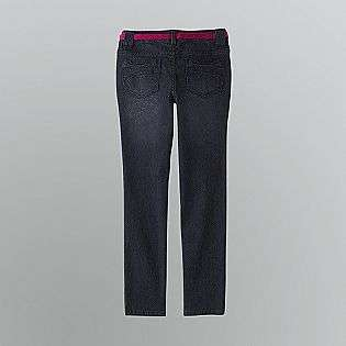 Girls Glitter Skinny Jeans  Canyon River Blues Clothing Girls Bottoms