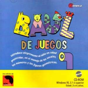 Baul de Juegos: Kimera: Books