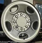 Silverado Suburban Van GMC Sierra 5 Hole Steel Wheel Rim 8 Lug 5195