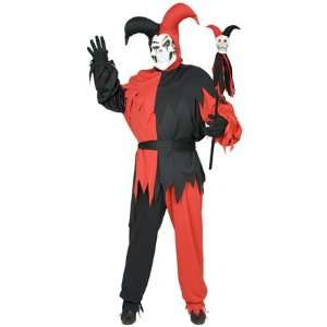 Wicked Jester Child Costume Toys & Games
