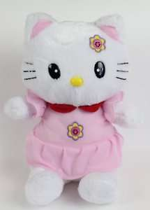 Carousel Softtoys Plush Hello Kitty Cat Stuffed Doll