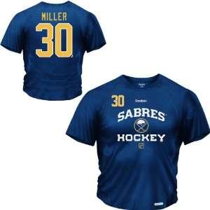 Reebok Buffalo Sabres Ryan Miller Authentic Team Hockey