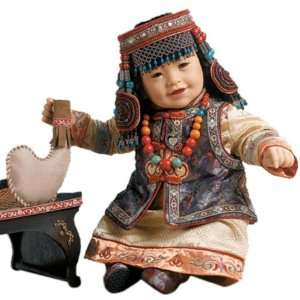 Bayarmaa Mongolia Adora Doll 22 inches: Toys & Games