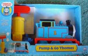 Thomas Tank Engine PUMP and GO worldwide ship nib