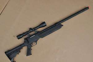 WELL MB06 Airsoft Bolt Action Sniper Rifle w/ Scope