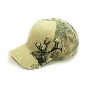 Realtree AP Camo Elk Hunting Cap: Sports & Outdoors