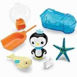 : Octonauts Action Figure Rescue Kit Peso & The Narwhal: Toys & Games