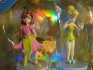 NEW Walt Disney World Parks FAIRIES Collectible Figures Set Of 7 NIB