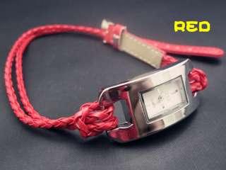 NEW Fashion Quartz Bracelet Charm Girl Women Ladies 12 Colors Sport