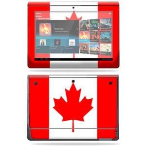 Vinyl Skin Decal Cover for Sony Tablet S Canadian Pride Electronics