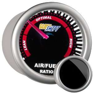 GlowShift Tinted Needle Air / Fuel Ratio Gauge Automotive