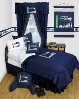 SEATTLE SEAHAWKS *BEDROOM DECOR* *MORE ITEMS* LR