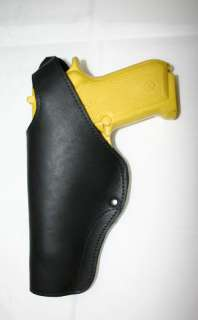 Ruger 22/45 Leather Belt Clip Pistol Holster