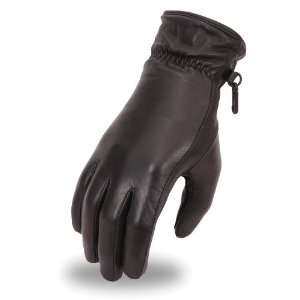com First MFG First Classics Womens Premium Gauntlet Leather Gloves