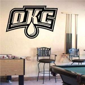 Wall Mural Vinyl Sticker Sports Logos Ahl oklahoma City