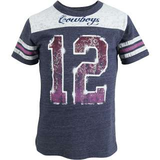 Dallas Cowboys Girls Apparel Reebok Dallas Cowboys Girls Ice Cream