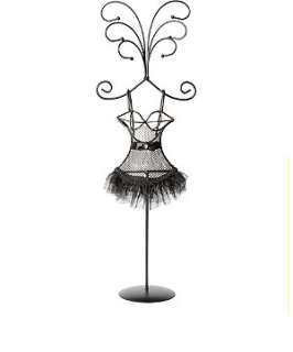 null (Multi Col) Wire Jewellery Stand  202194899  New Look