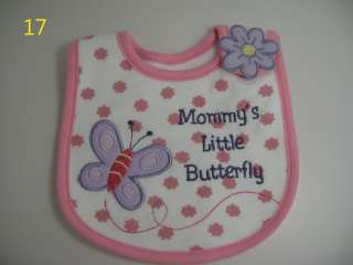 Super Cute Baby Waterproof Feeding bibs