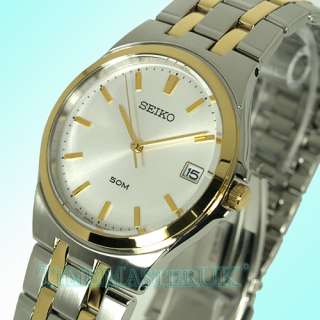 MENS SEIKO QUARTZ CASUAL DRESS LATEST MODEL SGEF12P1