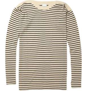 Clothing  Knitwear  Crew necks  Striped Merino Wool