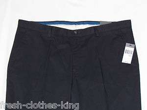 SEAN JOHN New Navy Blue Relax Dress Pants Size 38
