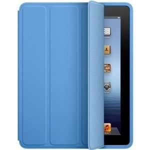Apple iPad Smart Case   Polyurethane   Blue   for iPad 2