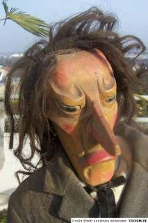 Orig. Xaver Schichtl antike Marionette Puppe Puppentheater Marionetten