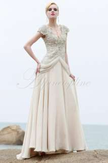 Womens Wedding Bridesmaid QUEEN Party Dress Evening Gown New