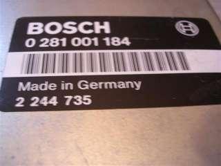 Diesel Motorsteuergerät BMW E34 525tds/ E36/ 0281001184