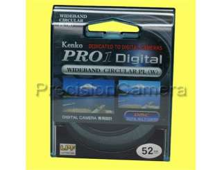 Pro1 D Digital Wideband CPL Circular Polarizing C PL W Filter
