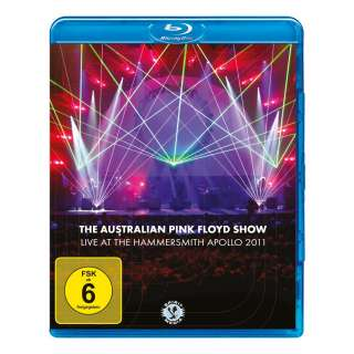 The Australian Pink Floyd Show   Live at Hammersmith Apollo 2011 Blu