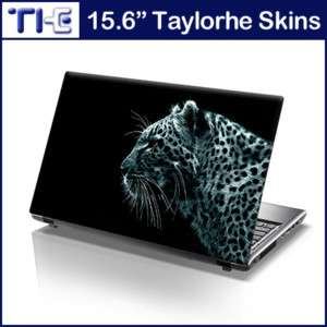 15.6 Laptop Skin Sticker Decal Animal Cheetah Leopard