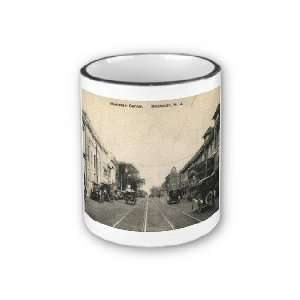 Bloomfield Ave., Montclair, New Jersey Vintage Mug