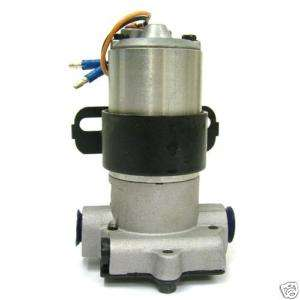 115 GPH Electric Fuel Pump with Fuel Pressure Regulator