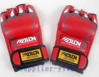 High quality Grappling MMA gloves ufc boxing fight ultimate gloves