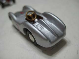 Schuco Piccolo (Germany) Mercedes Benz 3 car Silberpfeile Gift Set 1