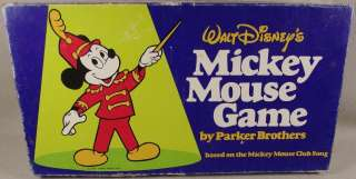 Walt Disneys MICKEY MOUSE GAME 1976   100% Complete