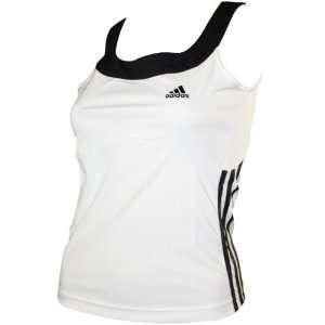 Adidas Tennis Damen Fitness Tank Top T shirt Weiß  Sport