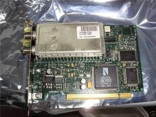 Vbox Optibase DVB ASI SAT RECEIVER PCI Card DTA 100 NEW