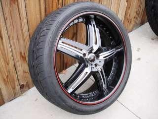 3PC FORGED WHEELS & TIRES RANGE ROVER LR3 SPORT BMW X5 X6 20 24 RIMS