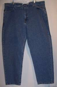 MENS 46 X 32 Genuine HARLEY DAVIDSON Relaxed Leg Jeans ~
