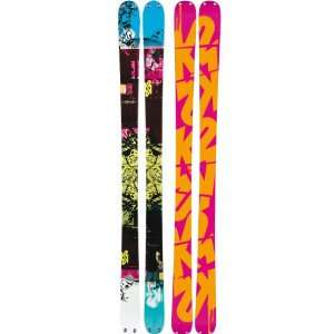K2 Domain Herren Freestyle Rocker Ski (1000306) + Marker Bindung